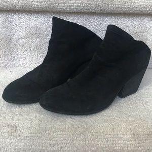 Officine Creative Black Suede Mules Size 37